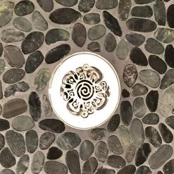 4.25 Inch Round Cholollan Shower Drain