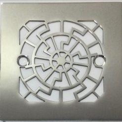 4.25-Inch-Square-Shower-Drain-Geometric-No.-3