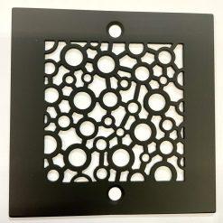 4.25-Inch-Square-Shower-Drain_Bubbles_Matte-Black