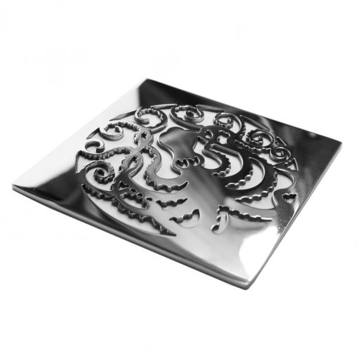 Designer Drains - Square Shower Drain