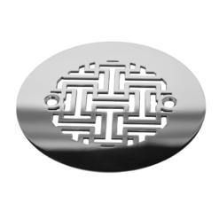 """Architecture Sophia™ Round Shower Drain 