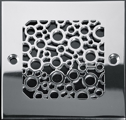 Designer-Drains_Nature-Bubbles_Square-Drain