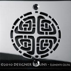 Elements Series - Square Decorative Shower Drains