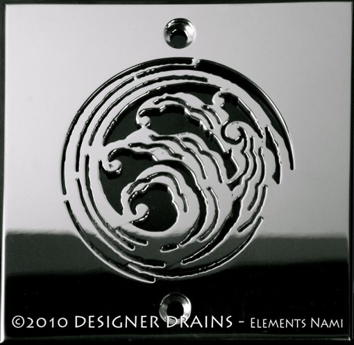 Elements Nami™   Replacement For Square Oatey 42238 & 42237, Designer Drains