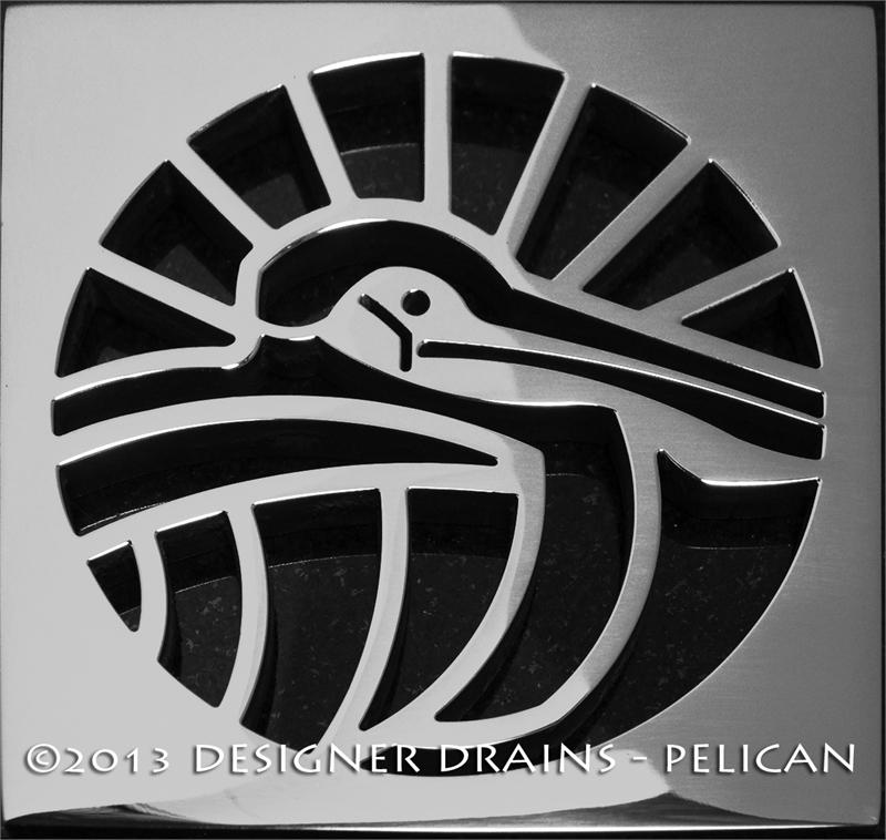 Oceanus Pelican™ | Replacement For California Faucets | Designer Drains