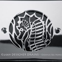 Oceanus Series - Square Decorative Shower Drains