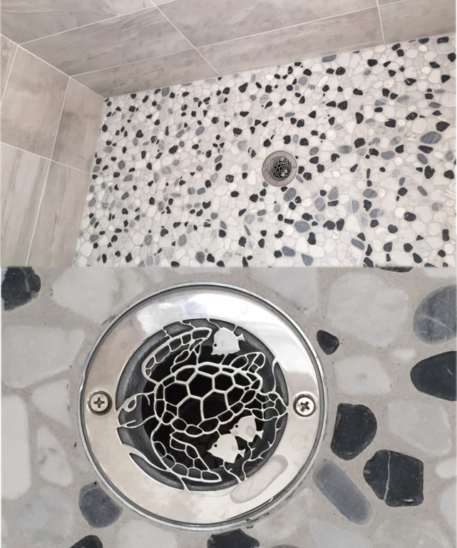 4 Round Shower Drain Cover Replacement