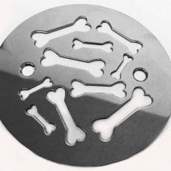 4.25 Round Dog Bones