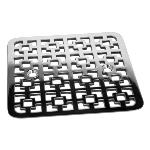 Geometric Squares No. 1 Shower Drain | Replacement For Kohler K-9136