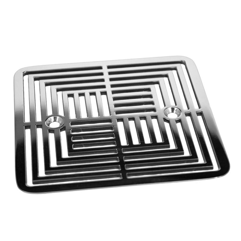 Amazing Home/Square Shower Drain Replacements/Kohler Square Shower Drain  Replacements/Kohler Square Drains   Geometric