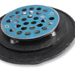"ProFlo PF42957RD Cast Iron 4"" OD Round Rough-In 