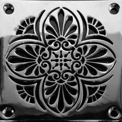 Elements Greek Anthemion™ Shower Drain| Replacement For ZURN
