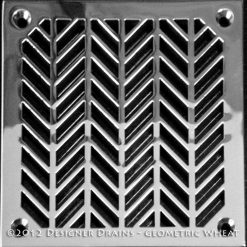 Mifab Square Drains - Geometric
