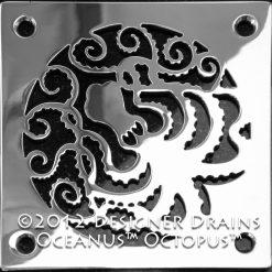 Mifab Square Drains - Oceanus