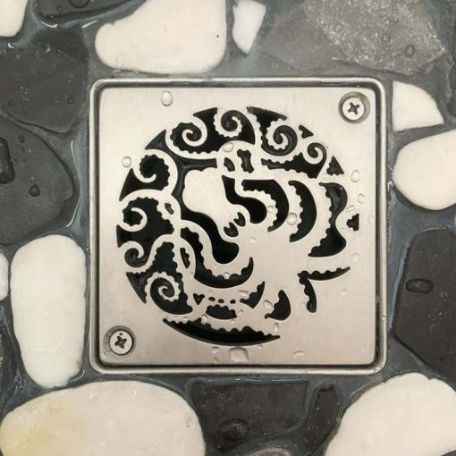 Octopus_Shower Drain_