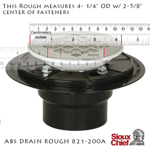 Sioux-Chief-Drains-Body-821-200A