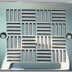 Sioux-Chief-Square-Shower-Drain-Geometric-No.-6-Polished-Stainless.
