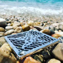 Star Fish Shower drain_square