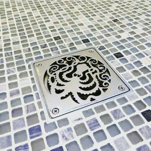 Octopus_square Drain