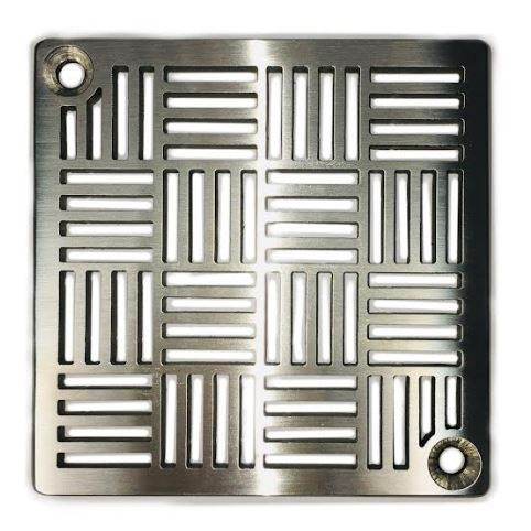 Geometric-No.-6-Kerdi-Schluter-Replacement-Shower-Drain-Cover-Brushed-Stainless