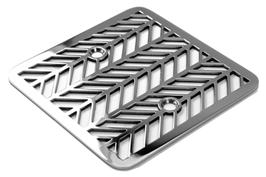 Home/Square Drains/Kohler Square Shower Drain Replacements/Kohler Square  Drains   Geometric