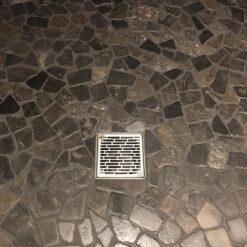 Kerdi Schluter Square Drain Replacement - Roman Bricks by Designer Drains