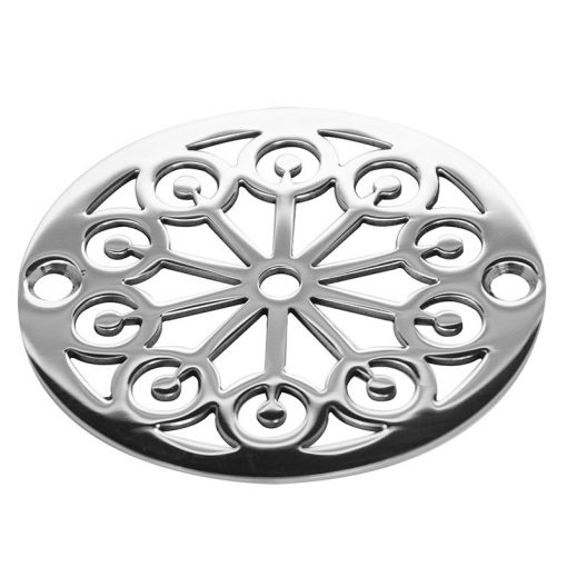 3.25 Inch Round Shower Drain Cover | Classic Lerna Seal™