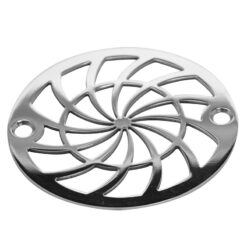 3.25 Inch Round Shower Drain Cover