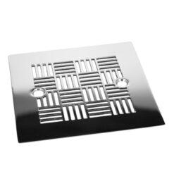 Geometric squares 6 square drain