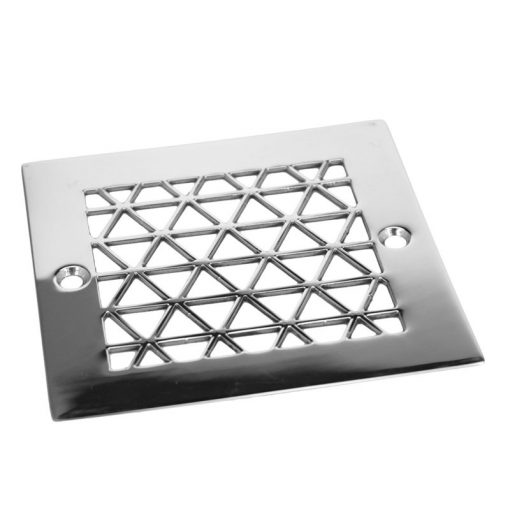 Geometric Triangles™ Shower Drain | Replacement For Square Oatey 42238 & 42237