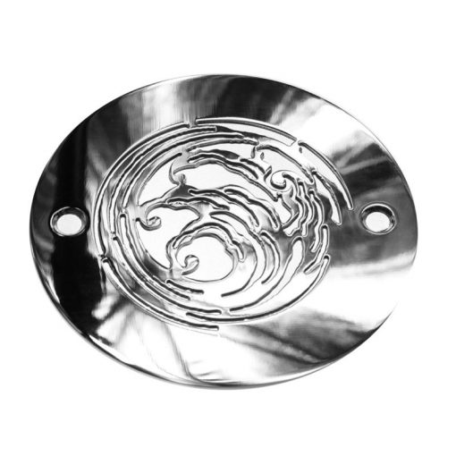 4 Inch Round Shower Drain Cover Elements Nami