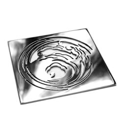 California Faucets Square Shower Drain Cover Replacements