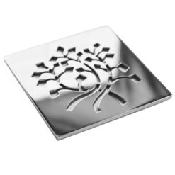 Nature Leaves Square Drain Replacement For EBBE E440