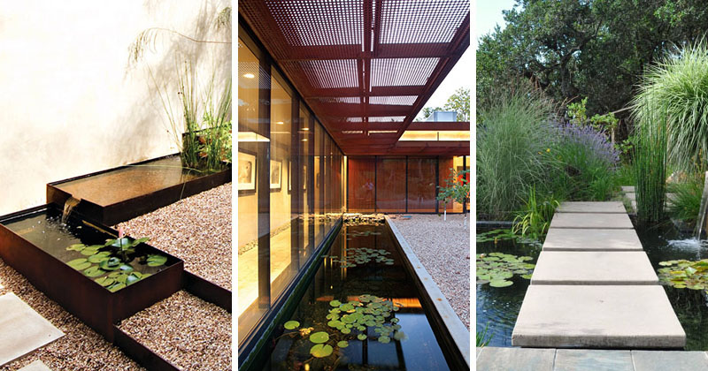 Backyard Ponds And Water Gardens Ideas For Your Landscape Designer Drains