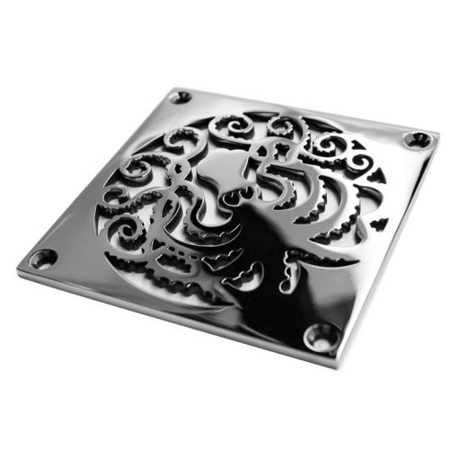 Square Octopus Shower Drain