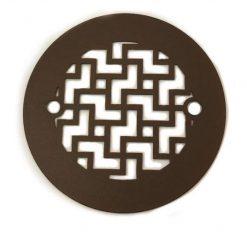 4-Inch-Round-Shower-Drain-Cover-Architecture-Tulun-Oil-Rubbed-Bronze