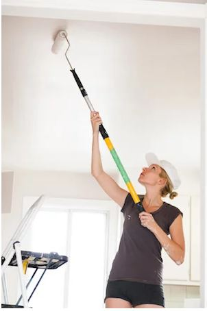 Removing Water Stains From Your Ceiling