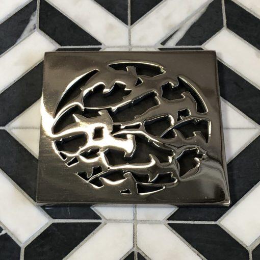 Designer-Drains_Sharks-Shower-Drain