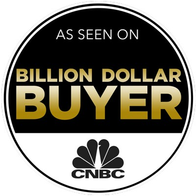 See Designer Drains on CNBC Billion Dollar Buyer