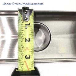 Linear Drain Measurements