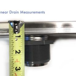 Linear Drain Measurements