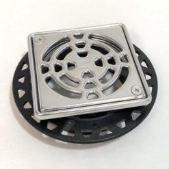 Schluter Kerdi-Drain Tile Shower Grate Kit 4