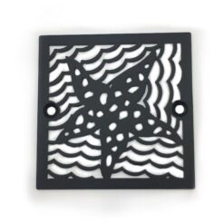 42320-Oatey-Square-Shower-Drain-Starfish-Matte-Black