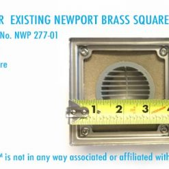 Newport Brass Drain Rough