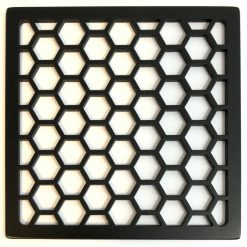 HONEYCOMB_DESIGNER-DRAINS_-SQUARE-SHOWER_MATTE-BLACK-DRAIN
