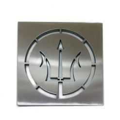 EBBE Trident Brushed Stainless